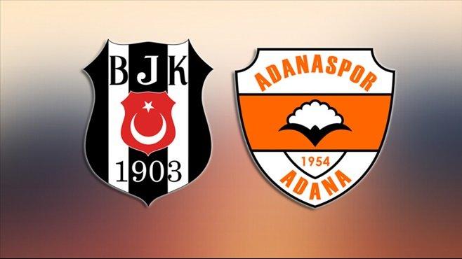 Adanaspor-Beşiktaş maçının hakemi belli oldu