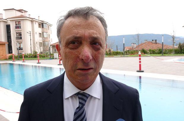 Ahmet Nur Çebi'den şampiyonluk yarışı değerlendirmesi