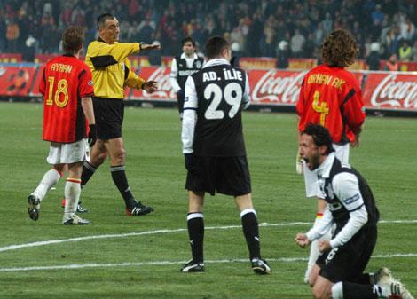 TARİHTE BUGÜN | Beşiktaş, Galatasaray'ı 2 golle geçti!