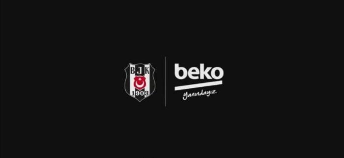 Beko, Beşiktaş için özel ürünler yaptı