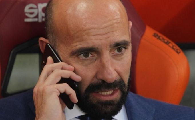 Roma Sportif Direktörü Monchi'den transfer açıklaması