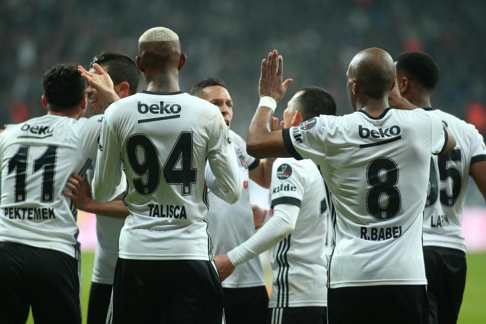 Beşiktaş - Yeni Malatyaspor maçının şifresi ilk gol