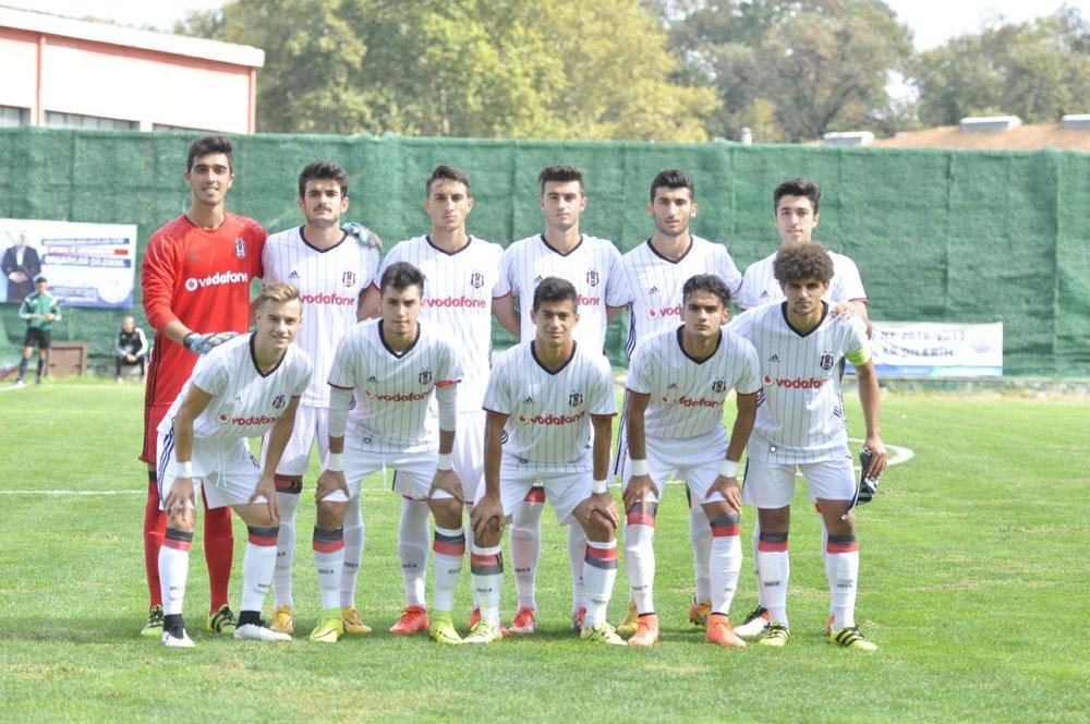 Beşiktaş 3-3 D.Kiev (U21)