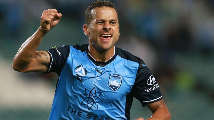 Bobo, Avustralya Ligi'nde rekor kırdı!