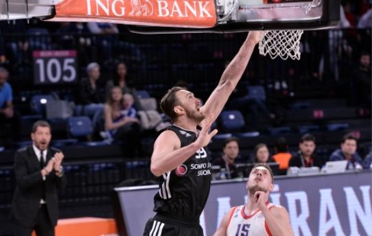 Potada rakip Gaziantep Basketbol