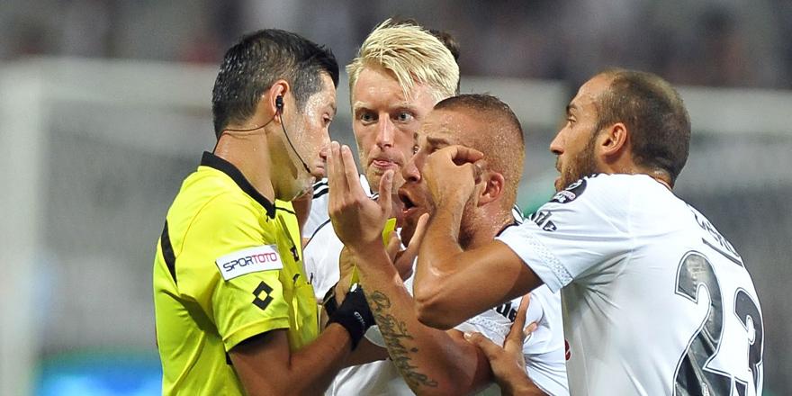 Palabıyık Beşiktaş maçlarında görmüyor!