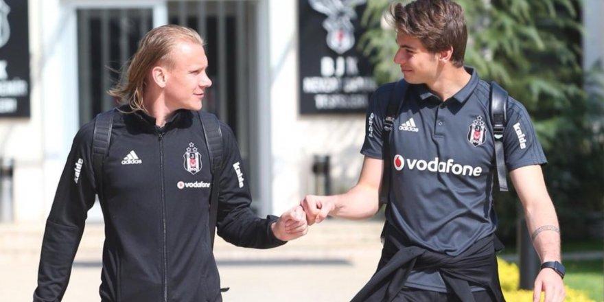 Beşiktaş'ın Akhisar yolculuğu başladı! İşte maç kadrosu