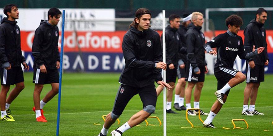 Beşiktaş'ta Adanaspor maçı hazırlıklarında son durum