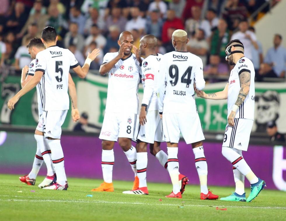 İşte Beşiktaş'ın kalan maçları
