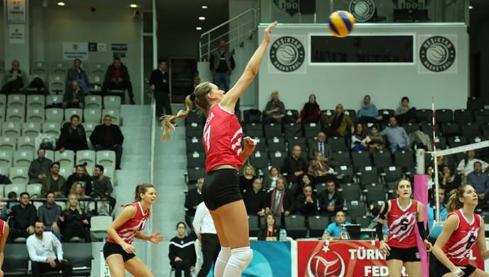 Bursa Bş. Bld.:3 Beşiktaş:1
