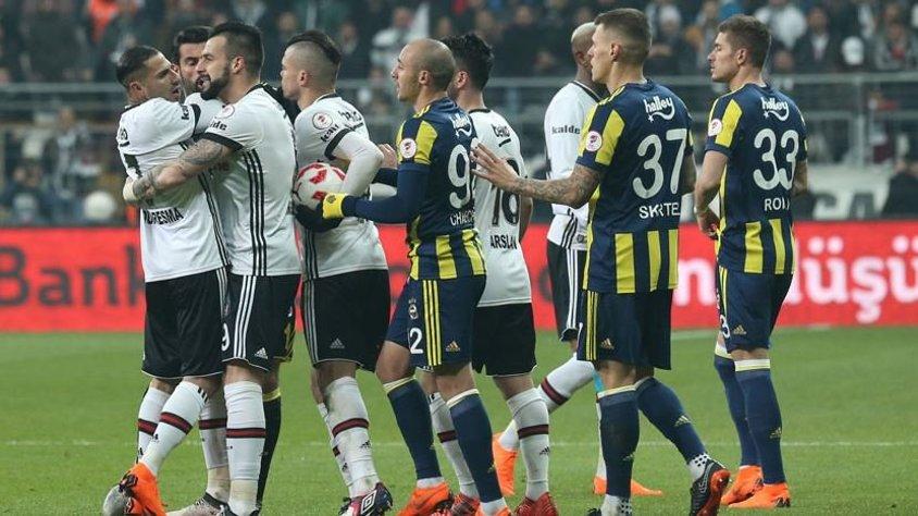 DERBİYE DOĞRU | Son 11 maçta, Beşiktaş'a 9 kırmızı...