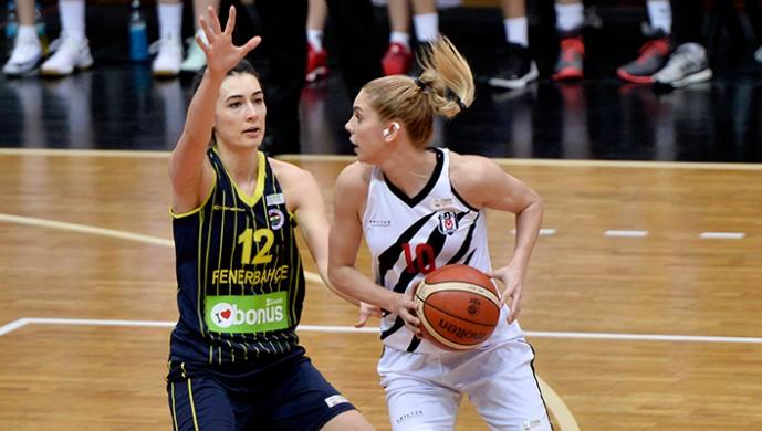 Kadınlar Basketbol Ligi Play-Off Çeyrek Finalinde rakip Fenerbahçe