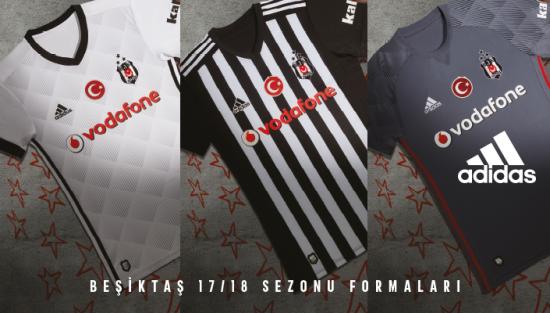 Beşiktaş derbi maça hangi forma ile çıkacak?