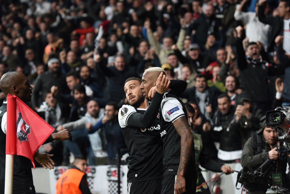 TARİHTE BUGÜN   Beşiktaş, penaltı atışları ile Avrupa'ya veda etti!