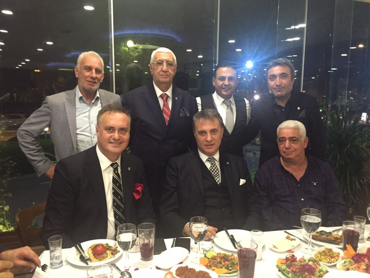 Fikret Orman, Adanalı Beşiktaşlılar'la buluştu