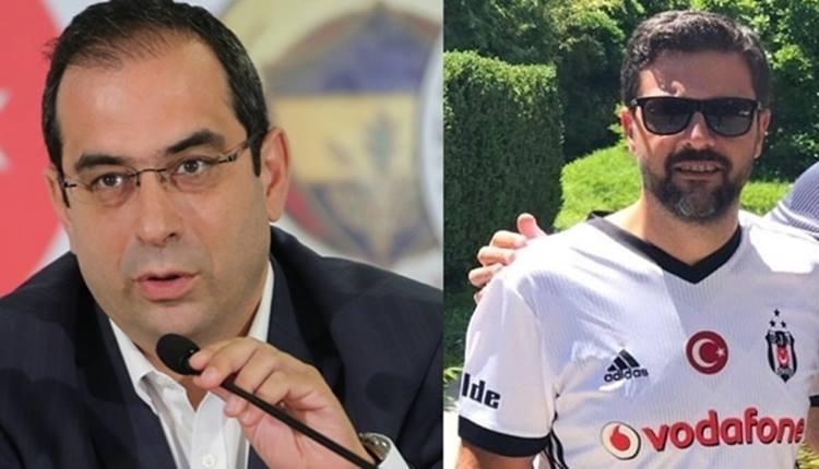 """Şafak Mahmutyazıcıoğlu'ndan Şekip Mosturoğlu'na: """"Kupayı da size versinler. 3-0 hükmen siz galip gelin. Bizim derdimiz bu değil."""""""