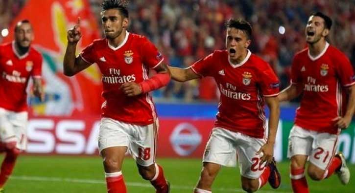 Benfica'nın sakatlarında son durum
