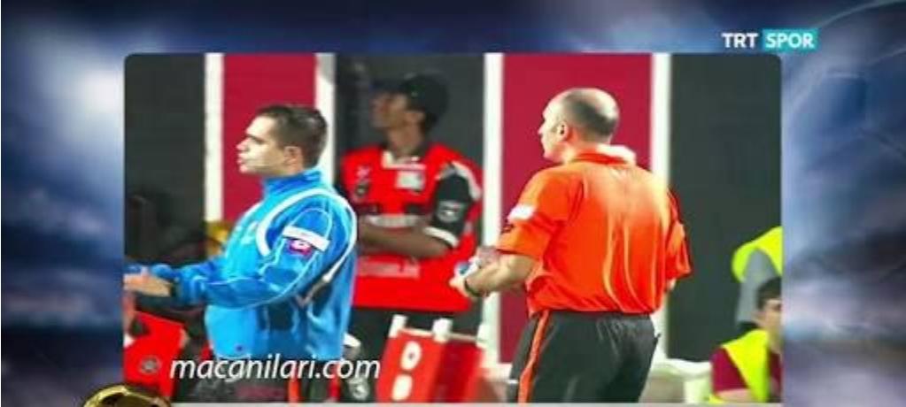 20 Eylül 2010. Gaziantepspor - Bursaspor. Sonuç: 55. dakikada hakem Deniz Çoban'ın kararıyla maç tatil edildi! Peki Federasyon ne karar verdi?