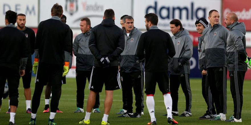 Şenol Güneş: ''Ölüm maçları bizi bekliyor''