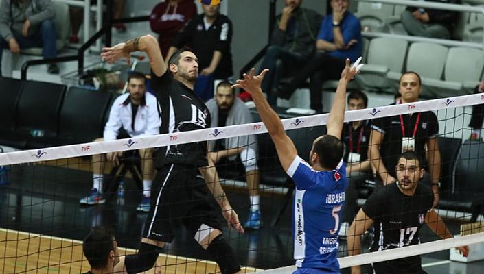 Filenin Kartalları üzdü: Beşiktaş:0 - İnegöl:3