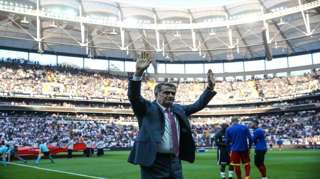 Beşiktaş taraftarından büyük kampanya