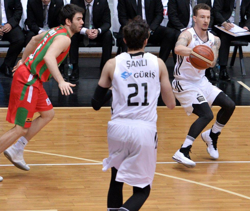 Beşiktaş Sompo Japan, evinde rahat kazandı!