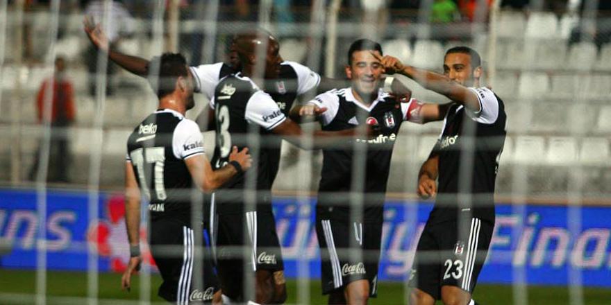 Beşiktaş ''yenilerin'' belalısı