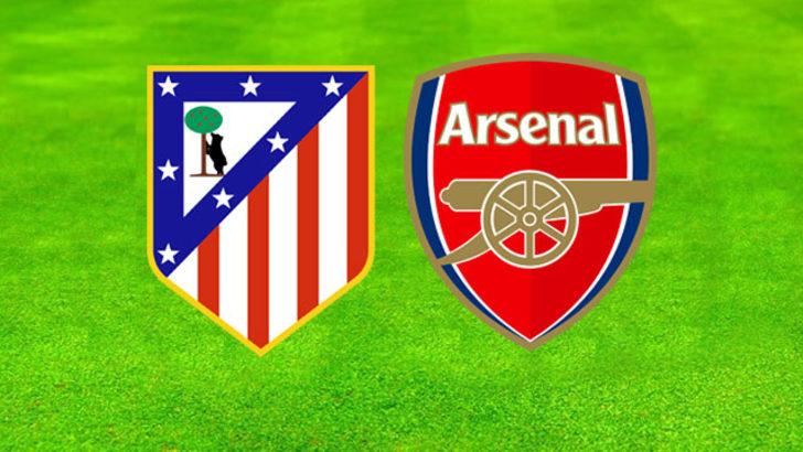 Atletico Madrid - Arsenal maçı CANLI izle