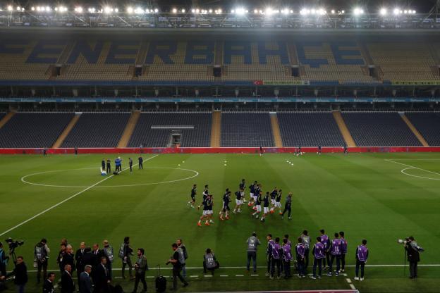 Avrupa basını Beşiktaş'ın boykot kararını konuşuyor