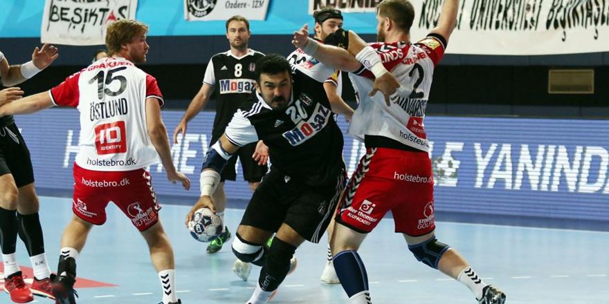 Beşiktaş Mogaz Şampiyonlar Ligi'nde galip!