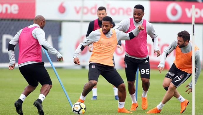 Trabzonspor maçı hazırlıkları başlıyor