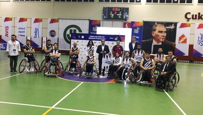 Beşiktaş RMK Marine Koç Spor Fest'e katıldı