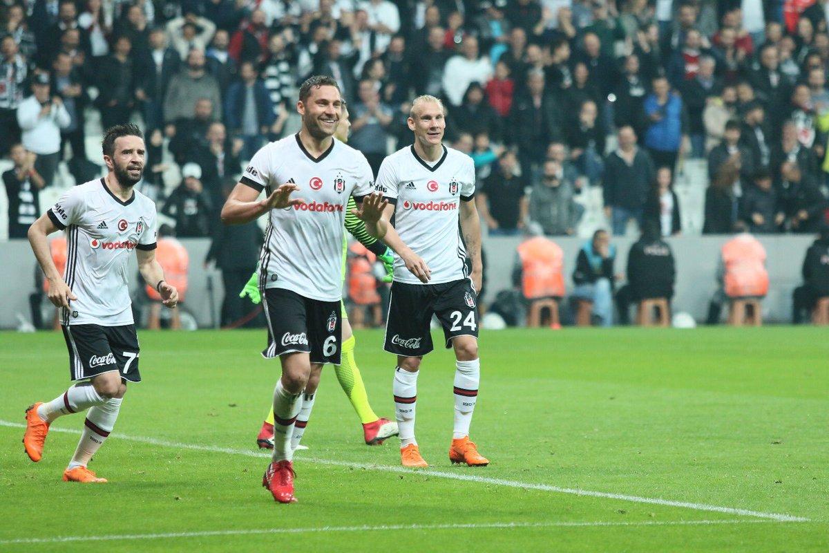"""Dusko Tosic: """"Beşiktaş için şu aşamada ligin daha önemli olduğunu düşünüyorum"""""""