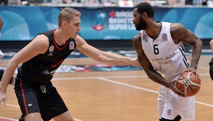 Potada rakip Eskişehir Basket