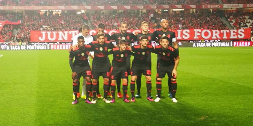 Benfica'dan Beşiktaş'a gözdağı