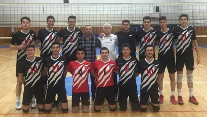 Beşiktaş Yıldız Erkek Voleybol Takımı şampiyon oldu
