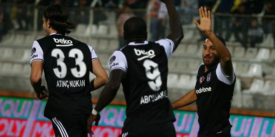 ''Ligde oyun üstünlüğü hep Beşiktaş'ta''