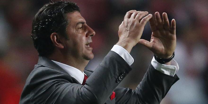 Benfica'nın hocası: ''Beşiktaş'la çok önemli maçımız var''