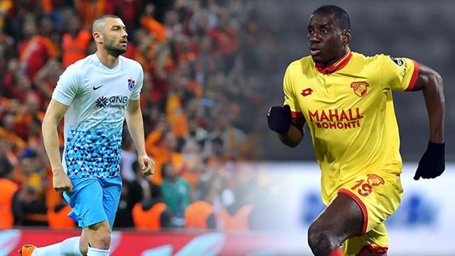 Beşiktaş'ın gündemi Burak Yılmaz ve Demba Ba!