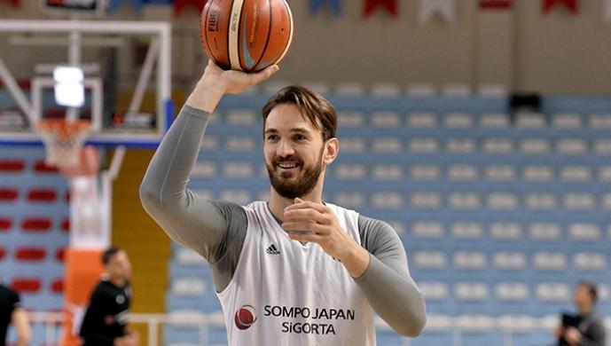 Beşiktaş Sompo Japan kampa girdi!