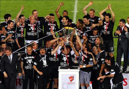TARİHTE BUGÜN   Beşiktaş finalde F.Bahçe'yi 4 golle devirdi