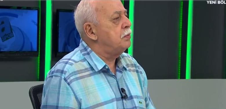 """Kemal Belgin: """"Necip'i alnından öpüyorum, aldığı paranın her kuruşu helal olsun. """""""