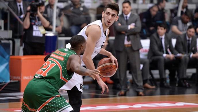 Beşiktaş Sompo Japan'ın Tahincioğlu Basketbol Süper Ligi Play-Off çeyrek final serisi maç programı