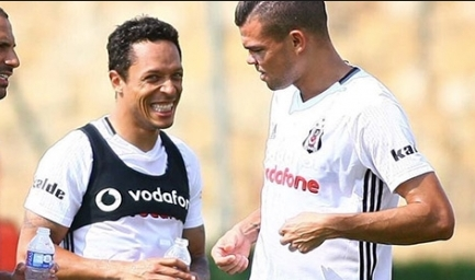 Pepe ve Adriano'nun Süper Lig performansları