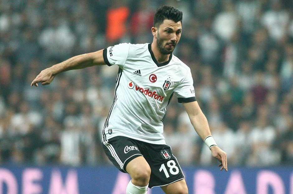 Beşiktaş'tan Roma'ya Tolgay Arslan yanıtı!