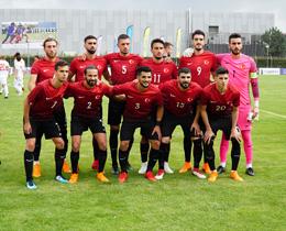 U20 Milli Takımı, Japonya'yı 2-1 yendi