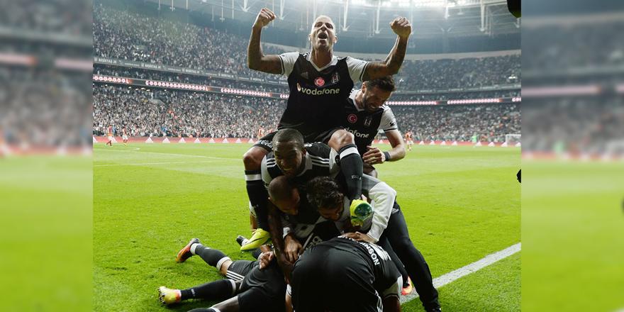 Beşiktaş'ta futbolculara süper prim!