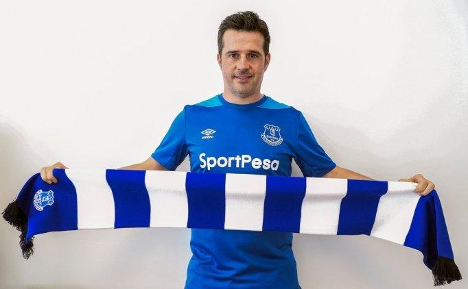 Cenk Tosun'un Everton'da yeni teknik direktörü Marco Silva!