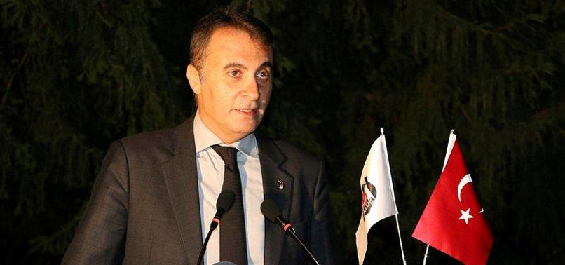 Fikret Orman'dan derbi maç ve hakem hakkında flaş açıklamalar