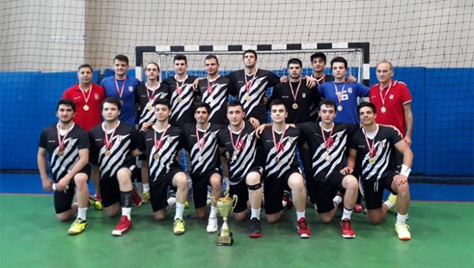 Beşiktaş Yıldız Hentbol Takımı Türkiye Şampiyonu oldu